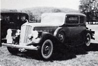 1933 Model 836 Club Brougham