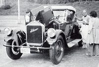 1927 Series 80 Runabout