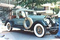 1927 Series 36 Runabout