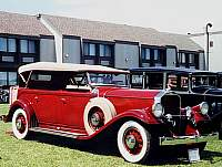 1931 Model 41 7-Pass. Touring