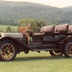1912 Pierce-Arrow 48-SS Mountain Wagon