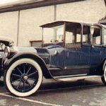 1916 Pierce-Arrow 38-C-4 Limousine
