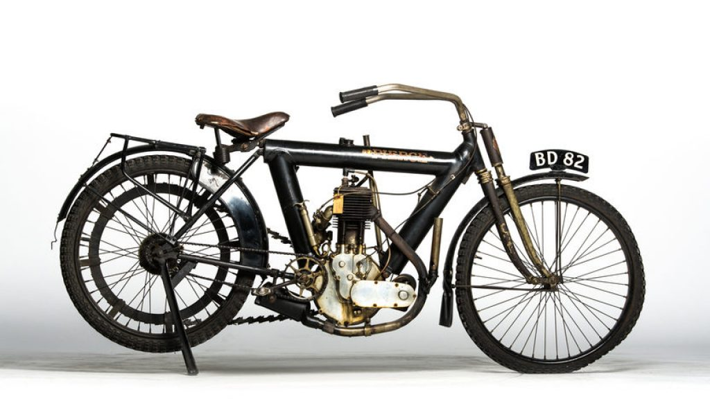Pierce-Arrow 1 Cylinder Motorcycle
